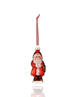 Santa decoration, £4