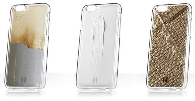 iPhone cases by Kelly Hoppen for Gooey