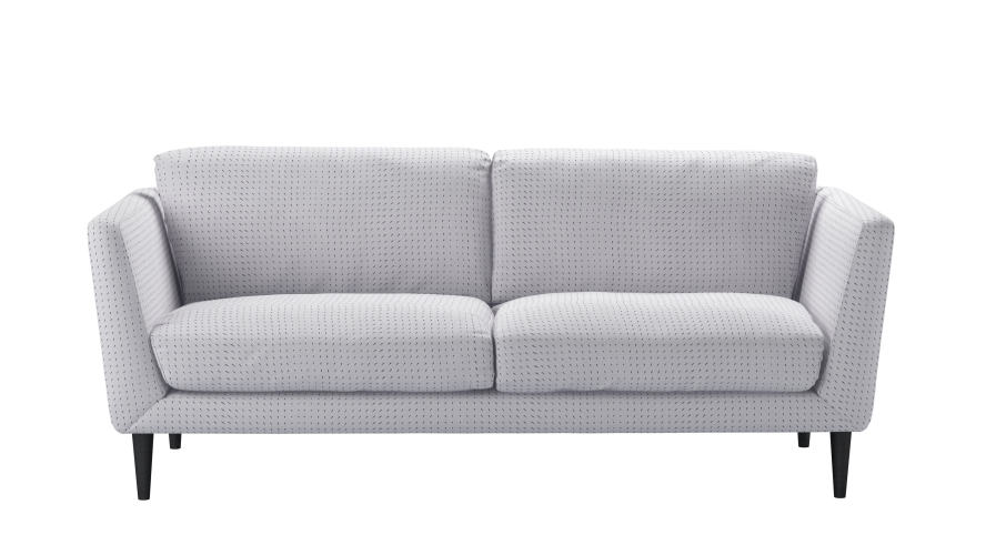 Holly three seat sofa in Raindance