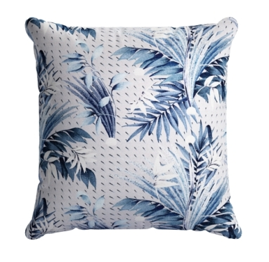Scatter cushion in Paradise Mineral £70