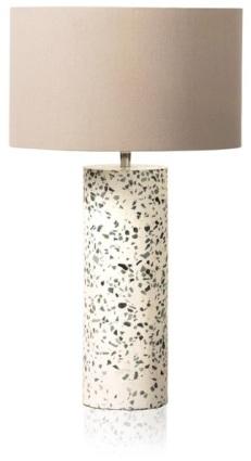 2. Terrazzo table lamp £85, Oliver Bonas