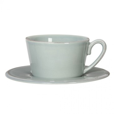 5. Colette sea green cup and saucer £15