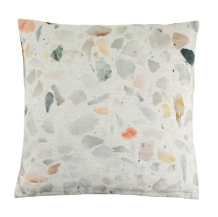 1. Terazzo cushion £45, Amara