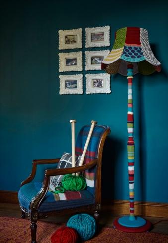 The Campaign for Wool, Wool BnB, London Photo: Peter Dixon Design and Curation: Karina Garrick @karinagarrick