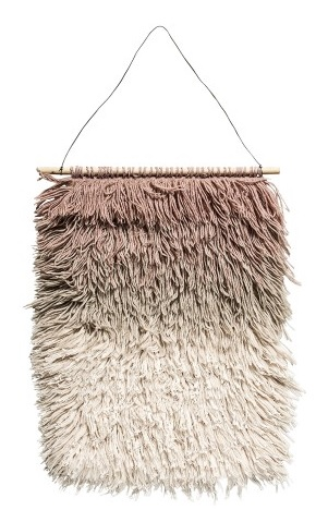 4. Bloomingville wool hanger, £79 - Out There Interiors