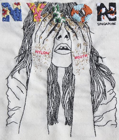 Nylon Singapore cover by Izziyana Suhaimi