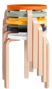 Artek furniture designed by Alvar Aalto