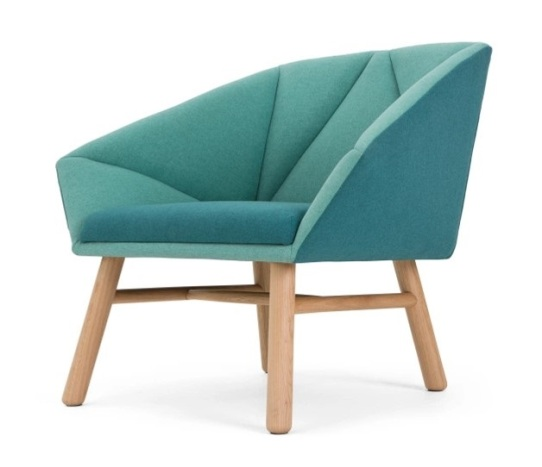 5. Facet armchair, made.com