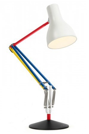 2. Type 75 desk lamp Paul Smith Edition Three, Heal's