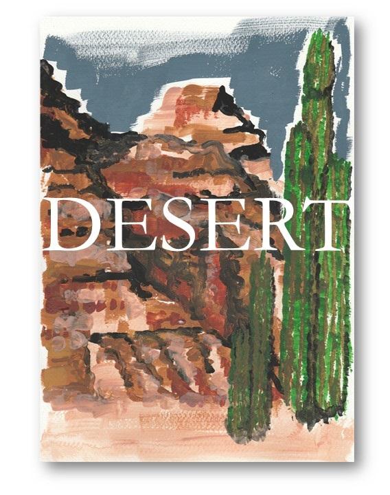 Desert text