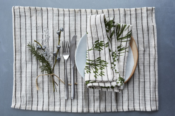 Jackson & Levine for Habitat - Place Setting