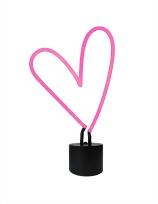 Debenhams Neon Heart Lamp £50