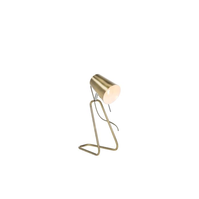 Brass task lamp