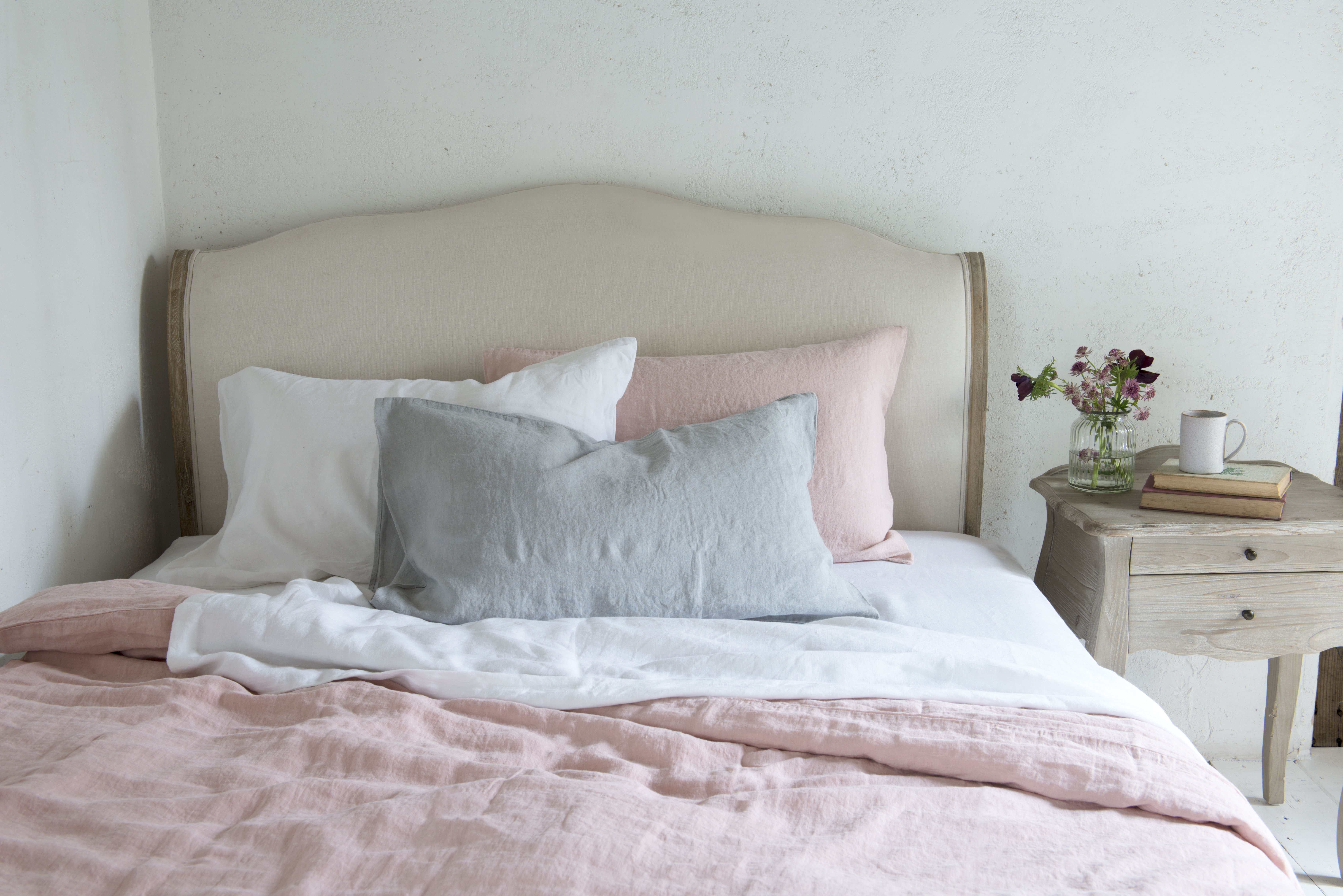 Loaf - Coco bed from £775 & Lazy Linen from £15 high-res