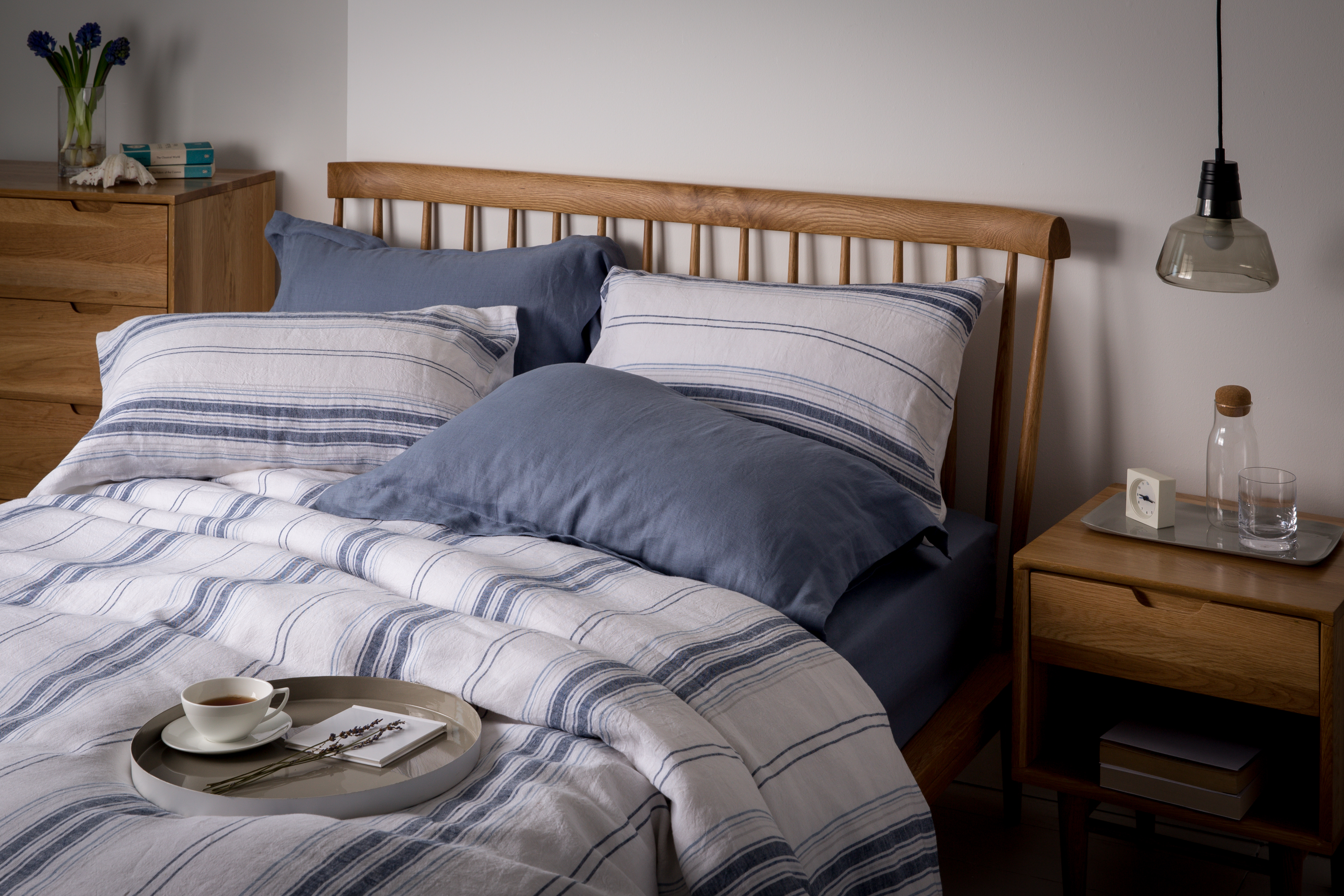 Soak&Sleep - Coastal Stripe Bedlinen