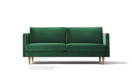 Tivoli sofa, Swoon Editions, £999