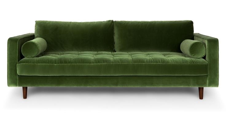 Scott sofa, Made.com, £999