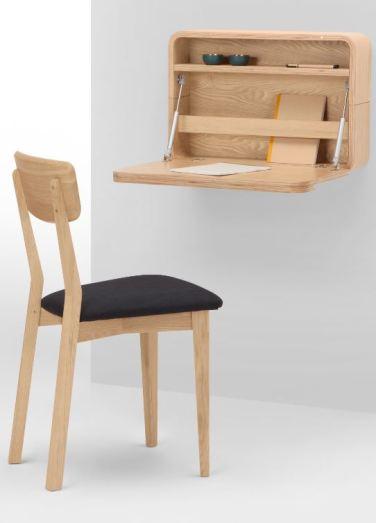 Esme Wall Desk, £149 from Made.com