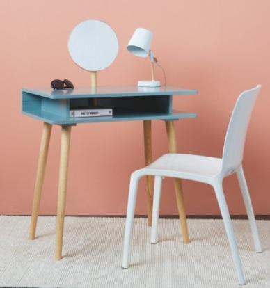 Cato Desk, Habitat
