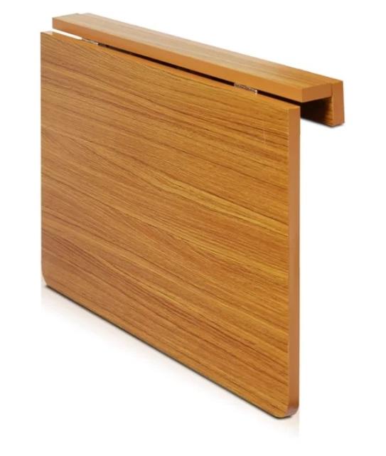 Eddie Wall Mounted Floating Desk, £20.99 from Wayfair