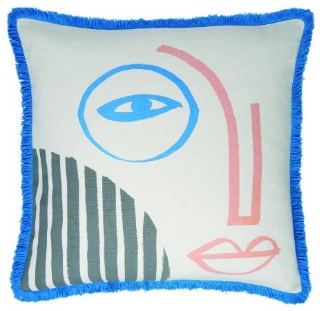 9. Face cushion, £40 from Habitat