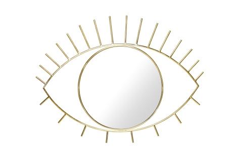 3. Golden Eye mirror, £120 from Rockett St George