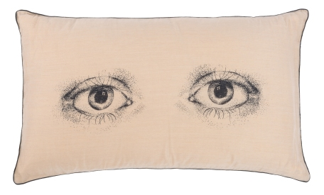 12. Look at Me eyes cushion, £85 from Rockett St George