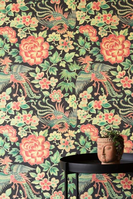 rockettstgeorge_Rockett St George Oriental Garden Wallpaper_lifestyle_highres
