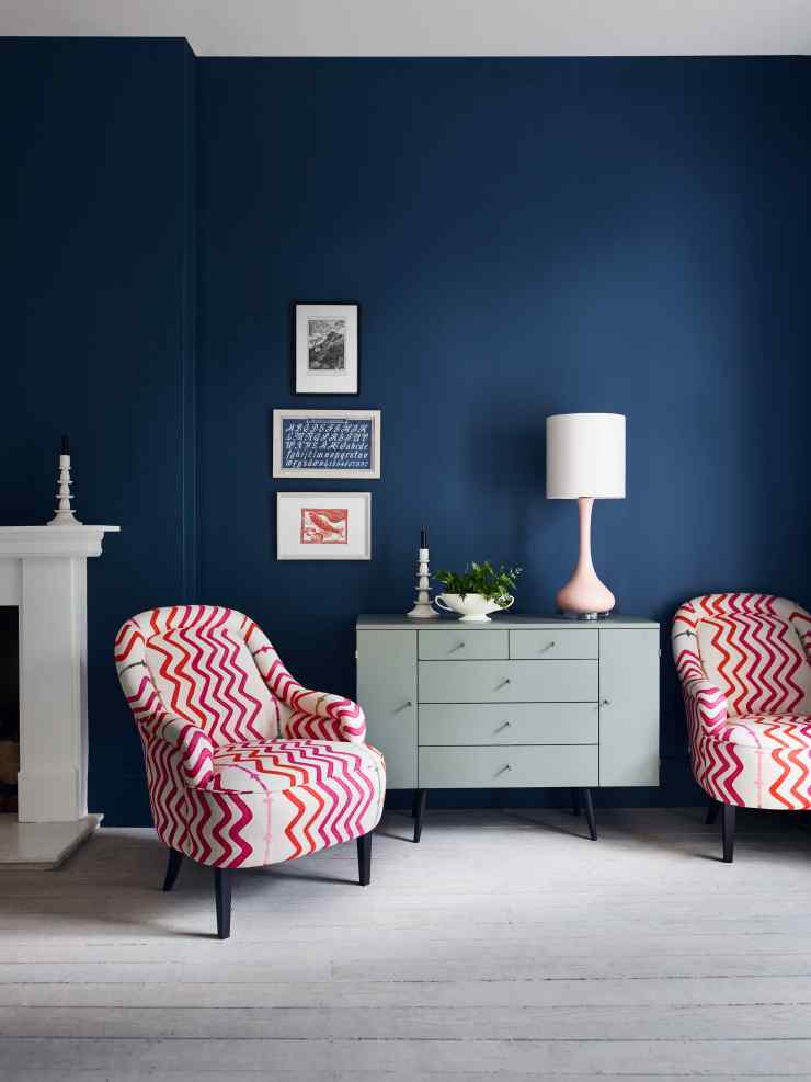 Arlo & Jacob - Stella armchairs, pictured in Christopher Farr's 'Rick Rack' in hot pink £1,430 each.jpg