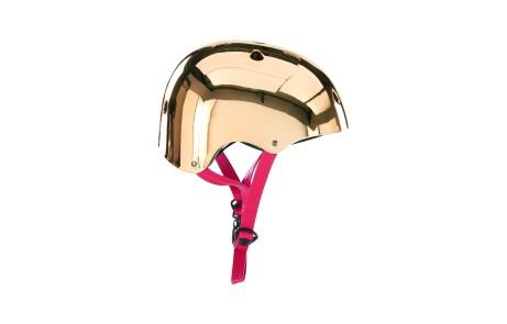 ACCBBN001BRA-UK_Made_x_Bobbin_Bike_Helmet_Matt_Brass_Red_Strap_PR06