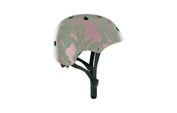 ACCBBN012MUL-UK_Made_x_Bobbin_Printed_Bike_Helmet_Grey_Dark_Rose_Gold_PR01